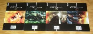 Singularity 7 #1-4 VF/NM complete series BEN TEMPLESMITH 2004 IDW comics 2 3