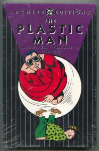 Plastic Man Archive Edition Volume 3 hardcover