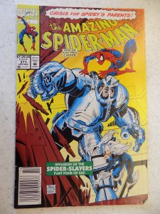 AMAZING SPIDER-MAN # 371 MARVEL ACTION ADVENTURE