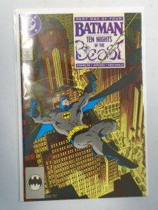 Batman #417 7.0 FN VF (1988)