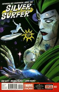 Silver Surfer (6th Series) #2 VF/NM; Marvel | save on shipping - details inside