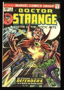 Doctor Strange #2 FN/VF 7.0
