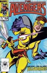 Avengers, The #264 FN; Marvel | save on shipping - details inside