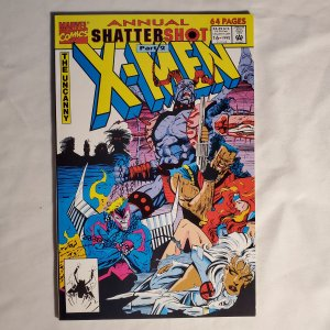 Uncanny X-Men Annual 16 Very Fine
