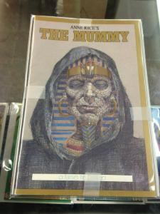 Anne Rice's The Mummy Ramses the damned comic set complete