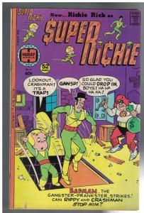 SUPER RICHIE (1975-1976) 6 GD Nov. 1976