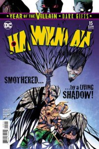 Hawkman (2018 series) #15, NM (Stock photo)