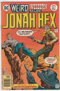 Weird Western Tales #37 (Apr-74) NM- High-Grade Jonah Hex