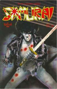 Samurai #22 FN; Aircel | save on shipping - details inside