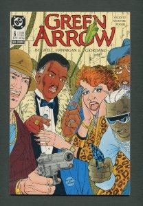 Green Arrow #6  /  9.2 NM- 9.4 NM  /  July 1988