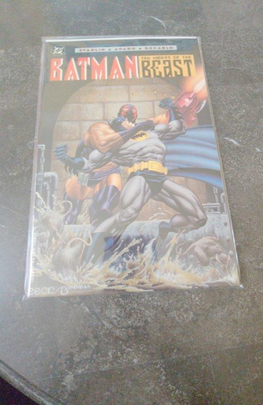 Batman: Ten Nights of the Beast #1 (1994)