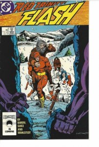 DC Comics! The Flash! Issue 7!
