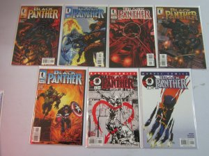 Black Panther Comic Lot from #2-59 2nd series 1998-2003 VF 8.0