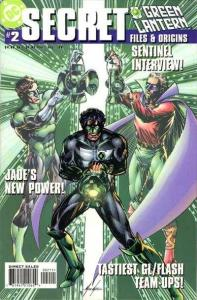Green Lantern (1990 series) Secret Files #2, NM (Stock photo)