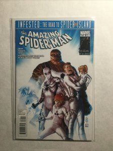 Amazing Spider-Man 659 Near Mint Nm Marvel