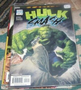 Hulk smash # 2 2001 marvel kknights  bruce banner gamma monster