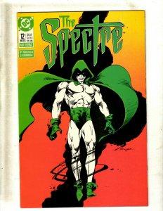 Lot of 12 The Spectre DC Comic Books #12 13 14 15 16 17 18 19 20 21 22 23 SB1