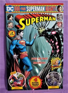 Wal-Mart Exclusive SUPERMAN GIANT VOL 2 #3 Brainiac Supergirl (DC, 2020)!