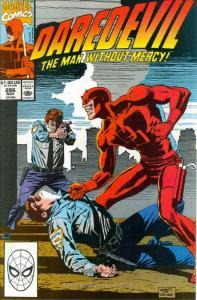 Daredevil #286 VF; Marvel | save on shipping - details inside