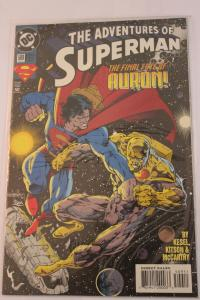 Adventures of Superman 509 9-4-nm