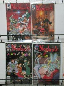 Nodwick (Henchman Publishing 2000) #4-7 RPG Comics from Dragon Magazine!