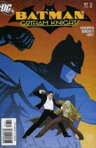 Batman: Gotham Knights #67 VF/NM; DC | save on shipping - details inside