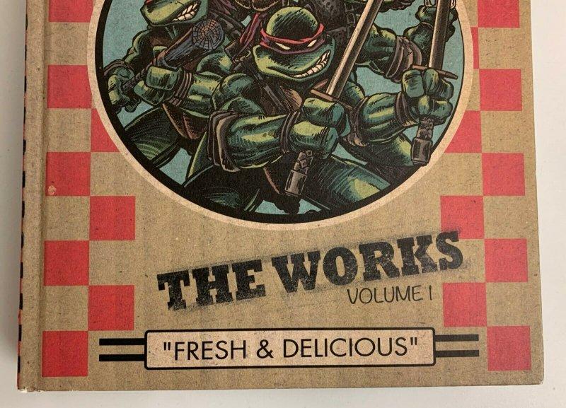 Teenage Mutant Ninja Turtles TMNT The Works Vol. 1 Hardcover 2013 Kevin Eastman