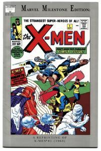 MARVEL MILESTONE EDITION: X-MEN #1-FIRST X-MEN-1992 nm-