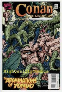 CONAN the ADVENTURER #12, NM, Robert Howard, Sword, 1994, more Conan in store
