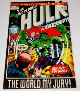 Incredible Hulk #153 (6.0) ID#94Q
