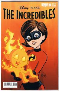 The INCREDIBLES #9 B, NM, Disney Pixar, Boom Studios, 2009, more in store
