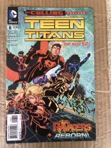 Teen Titans #8 (2012)