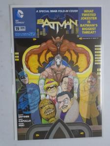 Batman #19 B - New 52 - 2nd Second Series - 8.0 - 2013