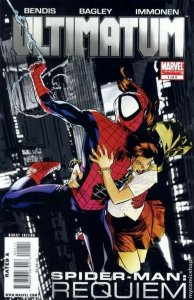 ULTIMATUM SPIDERMAN REQUIEM (2009) 1-2  complete!