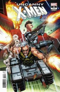Uncanny X-Men #11 Lim Variant (Marvel, 2019) NM