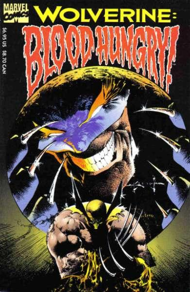 Wolverine (1988 series) Blood Hungry TPB #1, VF (Stock photo)