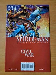 Amazing Spider-Man #534 ~ NEAR MINT NM ~ 2006 Marvel Comics