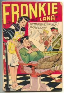 Frankie and Lana #12 1949-Marvel-Golden-Age Humor Comic G