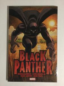 Black Panther Who Is The Black Panther Tpb NM Near Mint Marvel