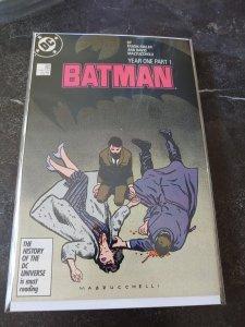 BATMAN #404 NM FRANK MILLER