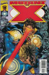 Mutant X (1st series) #23 VF/NM; Marvel   save on shipping - details inside