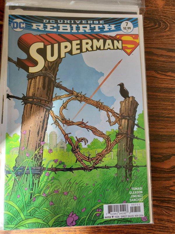 Superman #7 (2016)