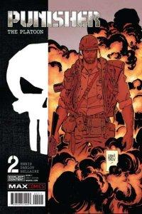 Punisher: The Platoon #2, NM- (Stock photo)