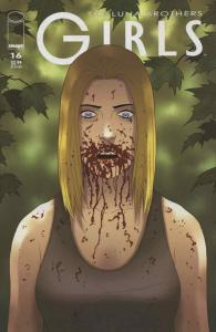 Girls #16 VF/NM; Image | save on shipping - details inside