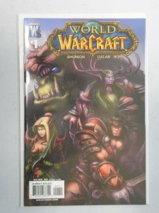 World of Warcraft #1 8.0 VF (2008 Wildstorm)