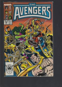 The Avengers #283 (1987)