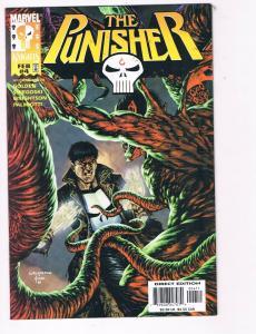 Punisher # 4 NM Marvel Comic Books Spider-Man Daredevil Palmiotti Quesada B95