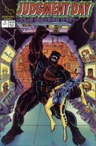 Judgment Day (1993 series) #2, NM + (Stock photo)