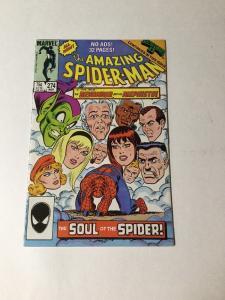 Amazing Spider-man 274 Vf Very Fine