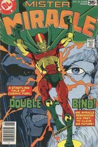 Mister Miracle (1971 series) #24, VF- (Stock photo)